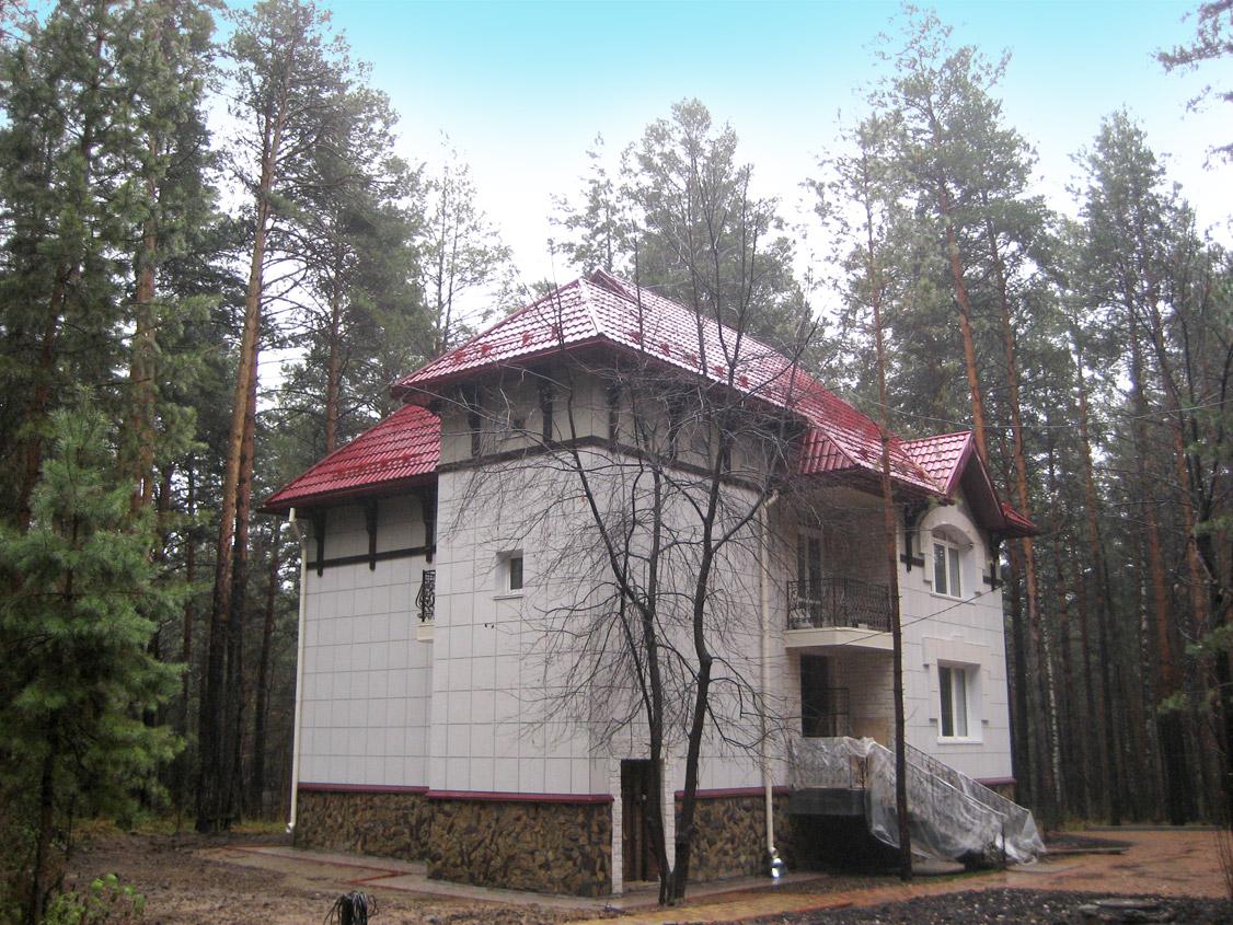 Строительство домов и коттеджей под ключ в Уфе на Avito